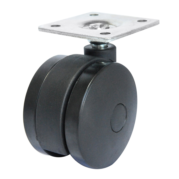 Nylon  office chair ball furniture caster