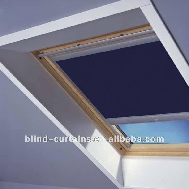 La ltima cortina de ventana tragaluz ventanas - Cortinas para tragaluz ...