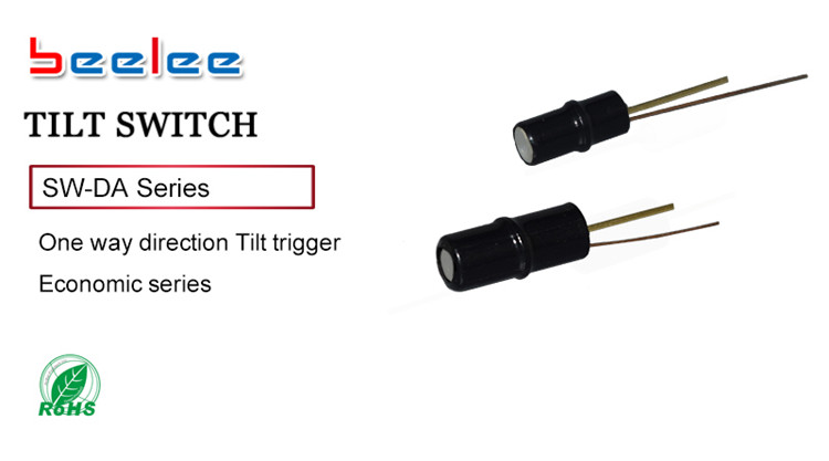 Manufacture roll ball tilt sensor switch for toys and smart products