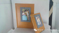 wedding album cover sell in alibaba express,different window ,different vision