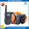 Waterproof Rechargeable LCD Shock Control Pet Dog Training Collar with 100 Level