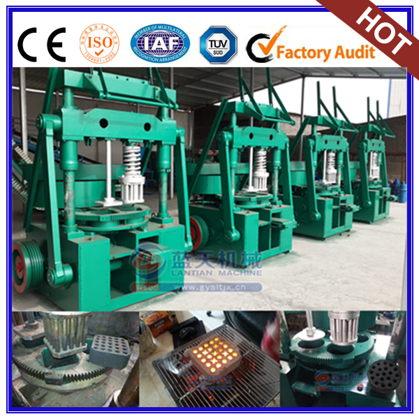 Small Making Machine Charcoal Dust Briquette Making Machine