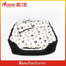 Classic series dog foot print dog products