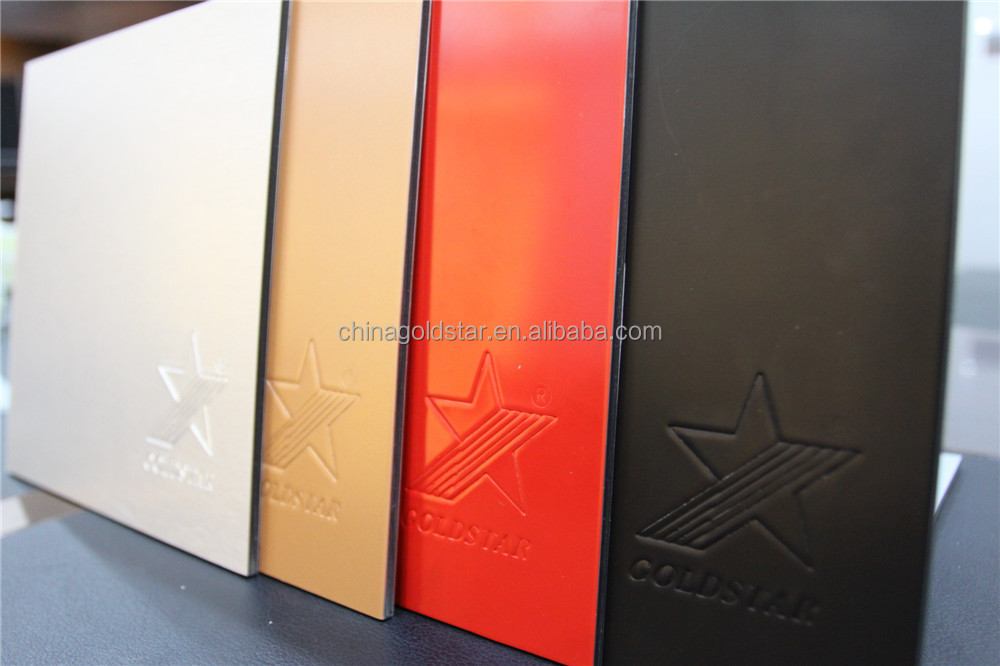 building material Foshan factory price aluminum cladding aluminum solid panel
