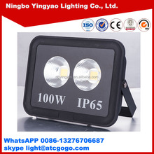 Direct factory price hot sale promotion 100 watt outdoor led flood light