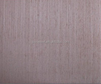 solid wood veneer plywood face veneer ebony/black walnut/teak