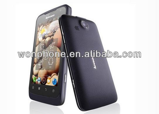 4.0'' Lenovo P700i Phone Android 4.0 OS 512MB RAM 4GB ROM WiFi GPS Dual Sim two Camera 5MP Bluetooth