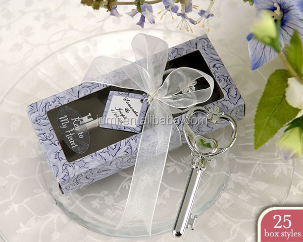 Key to my Heart Bottle Opener wedding giveaways wholesale