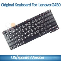 New US Laptop Keyboard For lenovo G430 G450 G530 G550 LO8N6Y02 42T4729 42T4730 L08L6C02 Laptop Tested