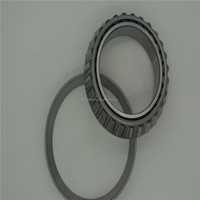 High precision single and double row taper roller bearing cages