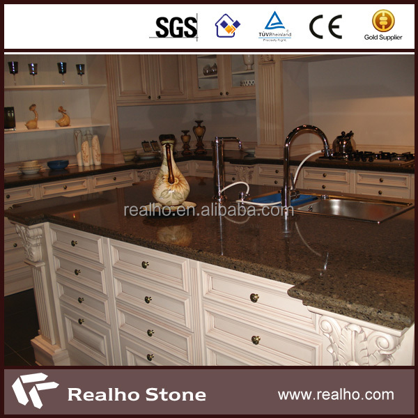 SGS Non-Toxic Quartz Stone For Countertop