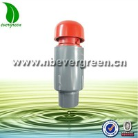 farm and garden control system plastic pressure air relief valve safety relief valve