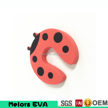 Melors unique multi- use household Child safety gate card/EVA foam door stopper/baby safety products-alibaba
