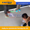 Portable interactive led video floor, dancing floor for stage nightclub/bar/disco IP65 RGB high brightness new technology