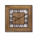 High quality fashion cheap price modern design wood wall clock decor