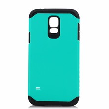 Protective tough slim armor smart phone case for samsung galaxy s5