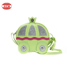 guangzhou handbag factory fashion small shoulder strap kids sling bag