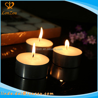 Tealight candle factory china Fragrant rose scented candle tealight