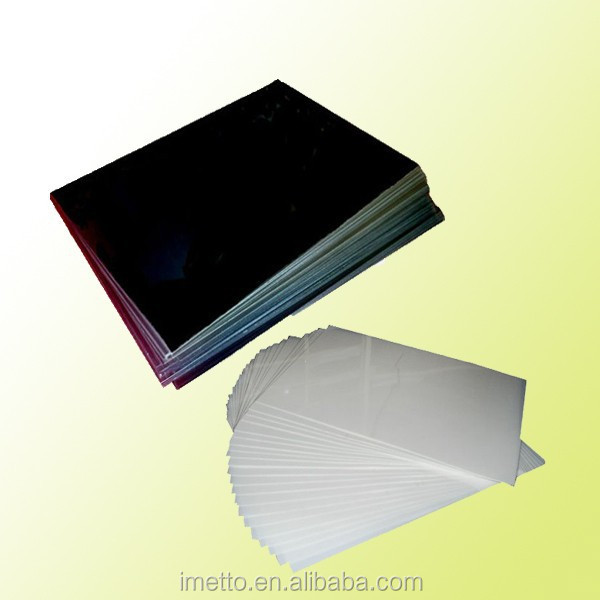 The best quality white pvc photo book