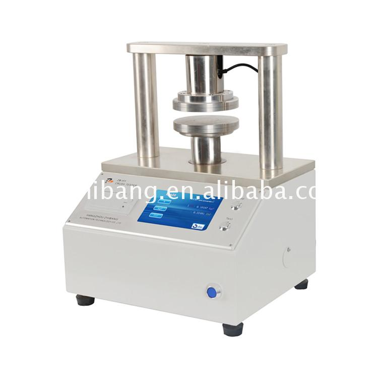 Best Quality pasteboard crushing strength test machine