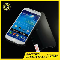 high quality lcd protective film for samsung s4 with best price,clear screen quard for samsung s4,for s4 screen protactor