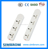 Universal type electric power socket surge protector 4 gang extension socket