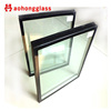 high efficiency / saving energy insulated / insulating low-e glass / tempered glass panels