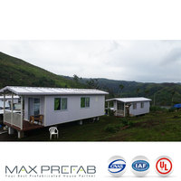 PC9833 small portable hunting cabin portable buildings mobile homes