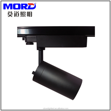 high quality commercial 15W 30W dimmable track light for shop decoration used