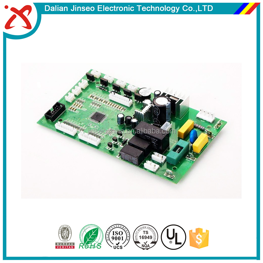 FR-4 and CEM1 pcb circuit board assembly