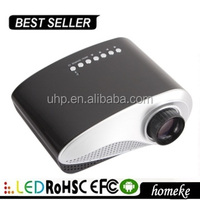 Mini LED 2.4 inch LCD home theater projector