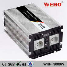 Hight frequency 3000w 48v 220v pure sine wave pure wave inverter generator