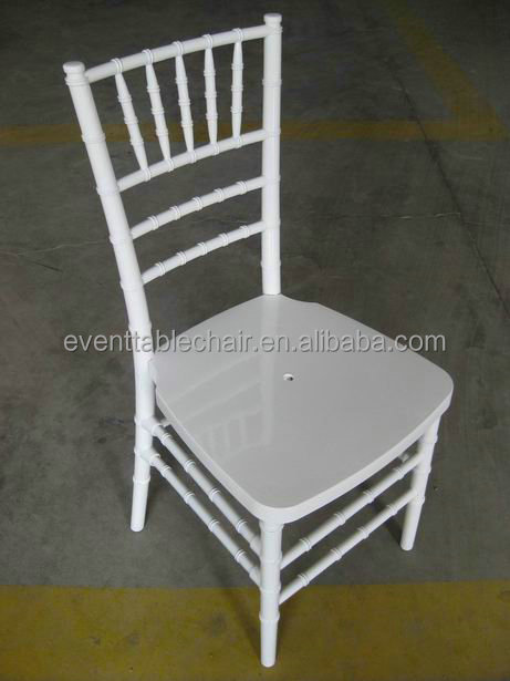 China manufacturer resin chiavari chairs wedding tiffany plastic chairs