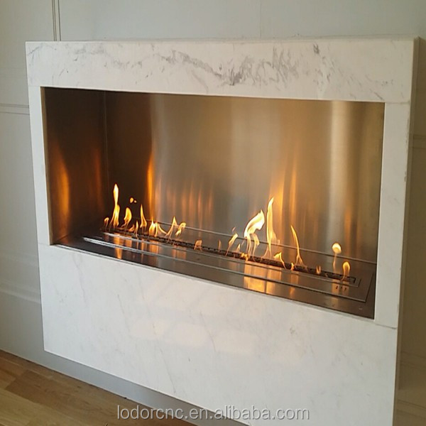 140cm bio ethanol fireplace insert burner buy bio