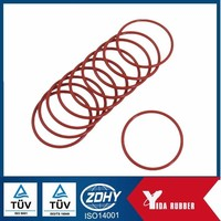 ISO3601 AS568 202.87*2.62mm Nitrile o ring/ o ring seals/ rubber o rings made in China