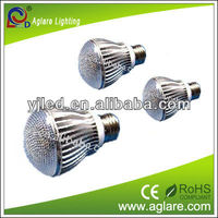 High power energy saving led bulb Warm white Color