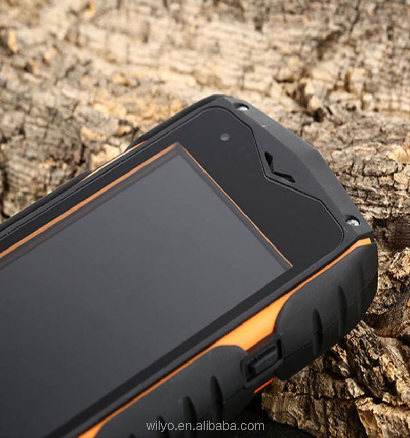5.0 Inch Cell Phones Smartphones Android 4.4 Rugged Waterproof Cell Phone Cell Phones