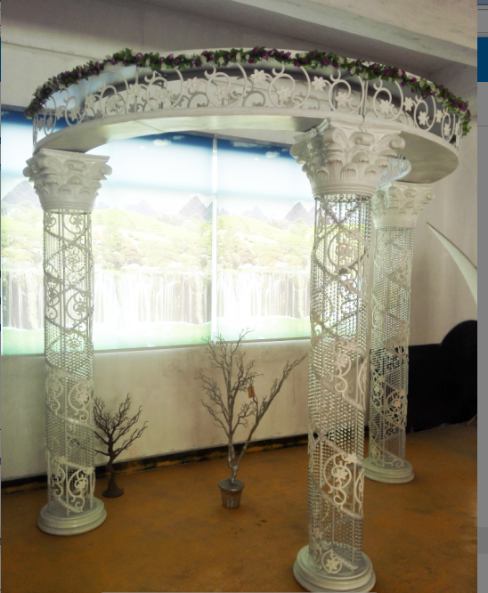 Classical Christmas Wedding Backdrop For Wedding Stage Decoration View Christmas Wedding