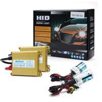 Mar New Arrival 12V 55W Slim H3 5000K Xenon HID Bulb + Ballast Conversion Set Kit