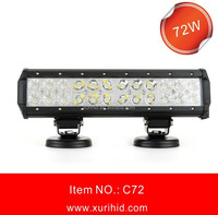 New product! 72w illuminator led light bar