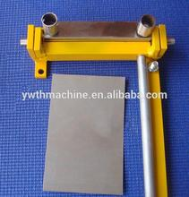 "4.3 ""Feuille Métal Manuel Pliage Machine"