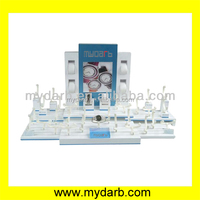 2016 customized acrylic watch display sets