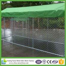 Cheap Foldable Pet Dog Cages Galvanized From Direct Factory