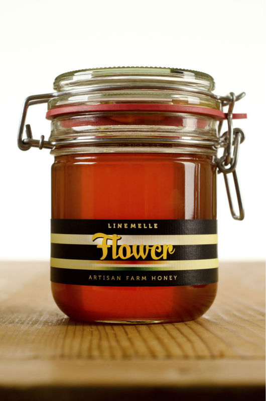 Traditional flower honey
