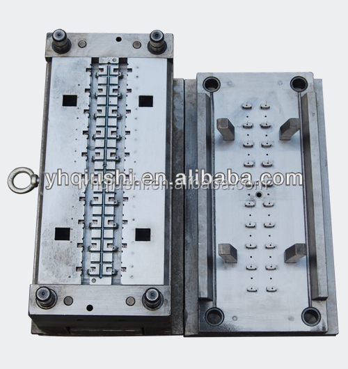high precision cavities Medical Injection Mould Double Lamina
