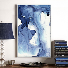 Modern abstract Printed Wall Art On Canvas home goods wall printing canvas