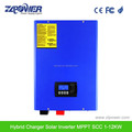 1KW 2KW 3KW 4KW 5KW 6KW 8KW 10KW 12KW hybrid off grid solar power inverter with charger