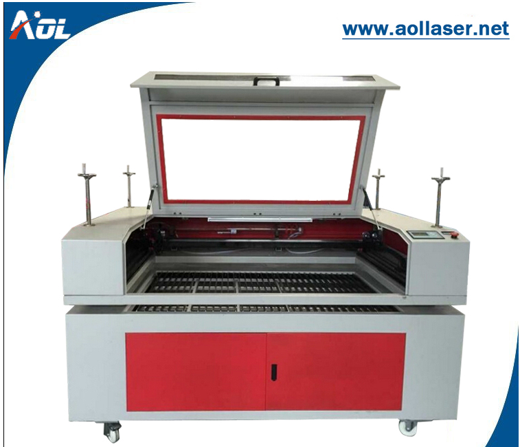marble headstone laser engraving machine 1300*900mm co2 laser cutter