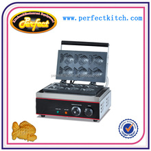 Electric Korean Fish Crisp Maker/ Fish Waffle Machines