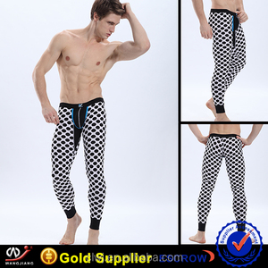 2013 colorful men's long pants for men warmth underwear
